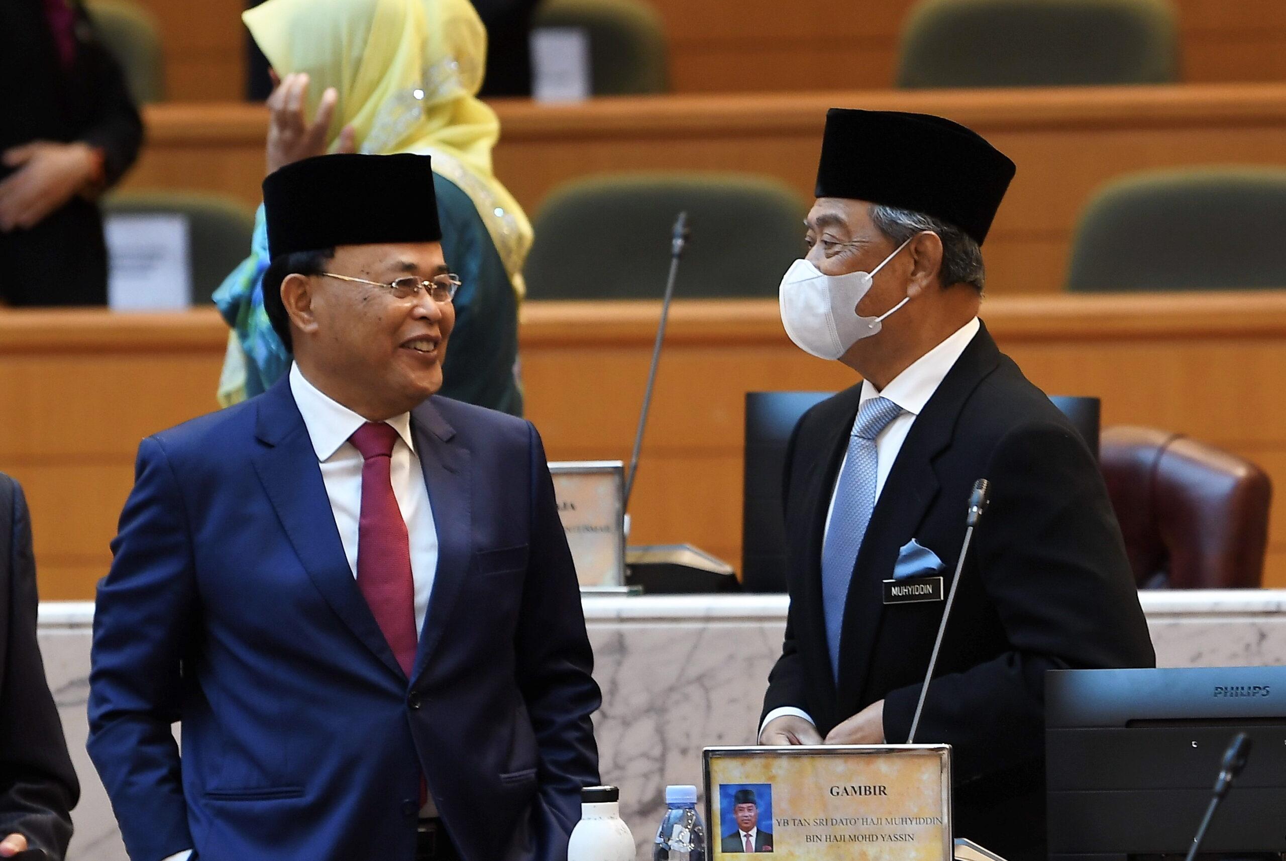 Muhyiddin Minta Saya 'Slow' Sikit, Kata Osman Sapian - Malaysian Update – Berita Terkini Untuk Anda